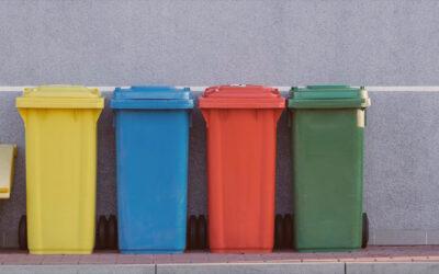 Arbejd med affald og genbrug i undervisning