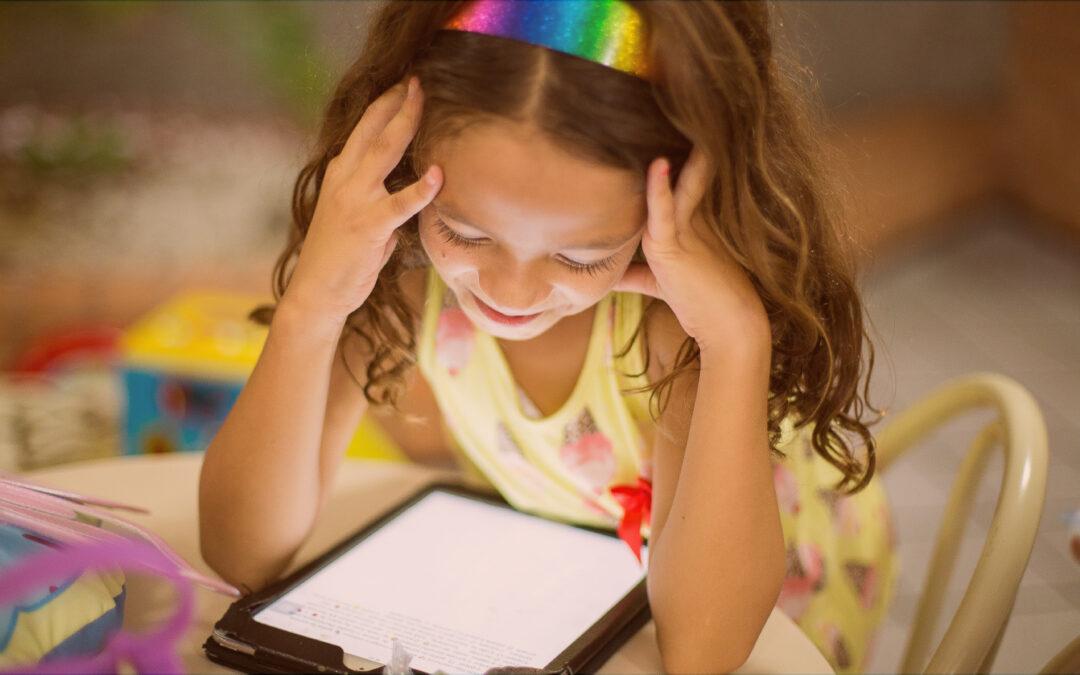 Apps, der sætter gang i læringen hos de mindste