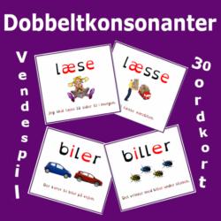 Dobbeltkonsonanter